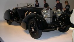 "1930 Mercedes-Benz SSK ""Count Trossi"" in the Ralph Lauren collection"