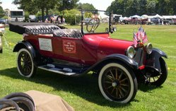 1917 Dodge Brothers Touring car