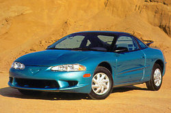 1997 Eagle Talon.