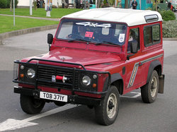1986 Land Rover Defender 90