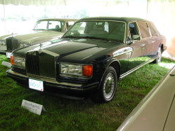 1994 Rolls-Royce Silver Spur Armoured Touring Limousine