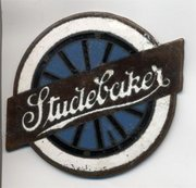 Logo used by Studebaker for its cars produced before the mid 1930s