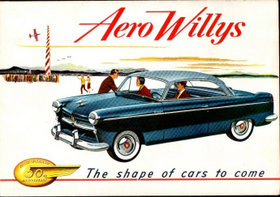 1953 Willys advertisement
